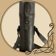 LARP Leather Thermos Holder 1000ml